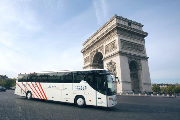 Aérolis choisit QOS Telecom et UCOPIA pour fournir un service de Wi-Fi gratuit sur sa ligne de transport haut de gamme