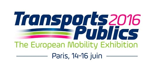 QOS au Salon des Transports Publics Paris 2016