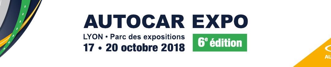 QOS Telecom présent à Autocar Expo 2018
