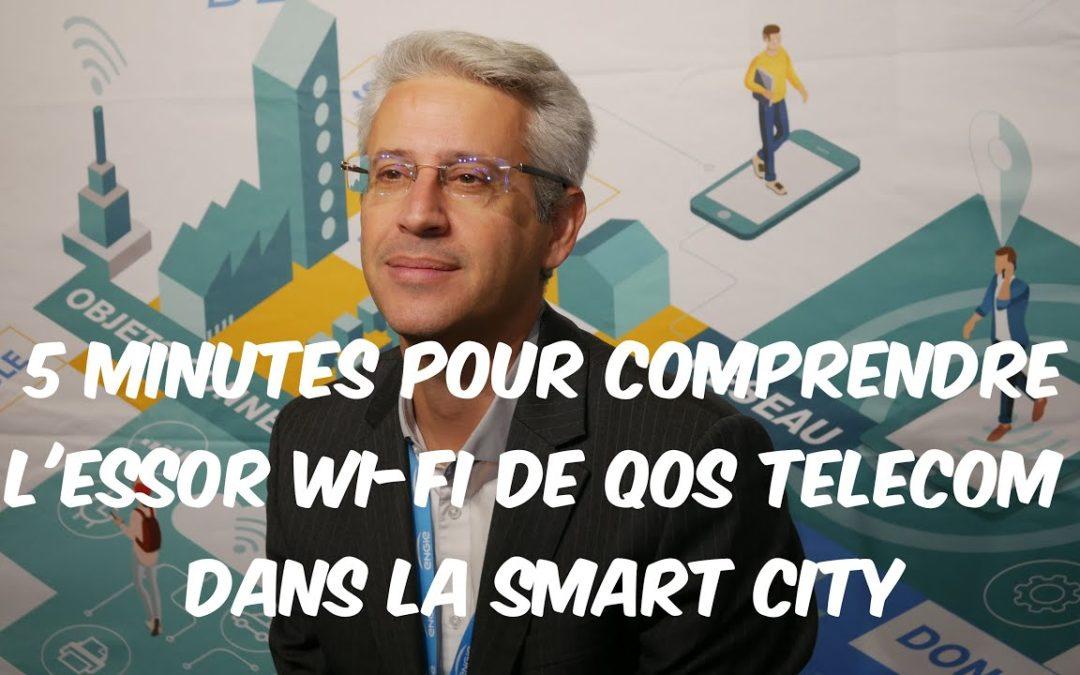 Le développement de QOS Telecom dans la Smart City