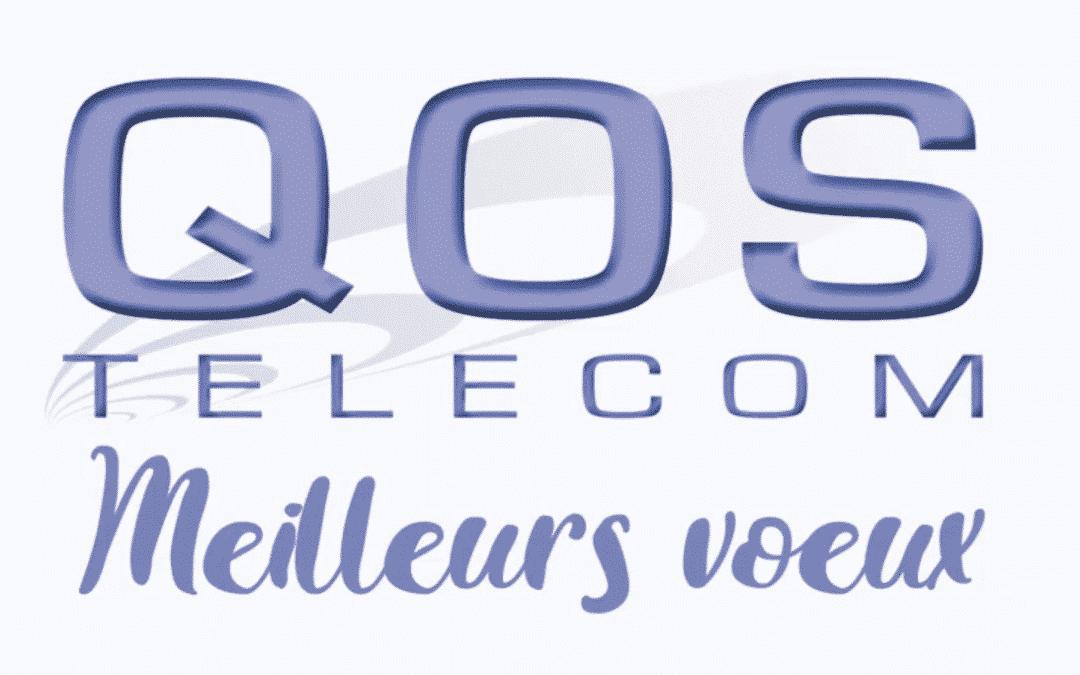 QOS Telecom vous souhaite ses meilleurs voeux